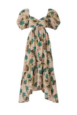 Midege Dress by Autumn Adeigbo