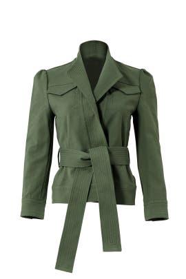 Army Structured Jacket by Derek Lam 10 Crosby