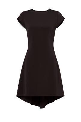 Black Palermo Dress by nha khanh