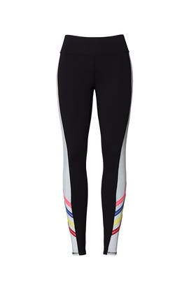 Reflective Stripe Legging by Terez