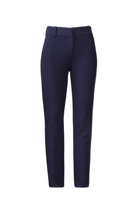 Navy Cameron Pants by J.Crew