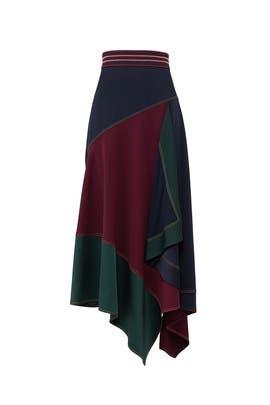 Cady Layered Skirt by Peter Pilotto