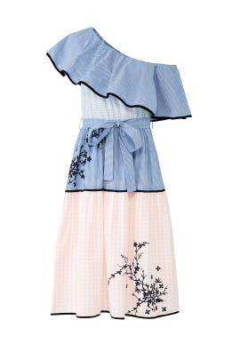 Melantha Dress by Hemant & Nandita