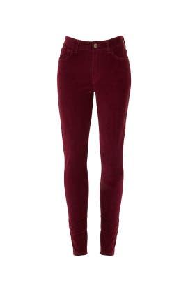 Social Standard Corduroy Pants by Sanctuary