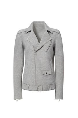 Grey Tralsmin Jacket by Theory