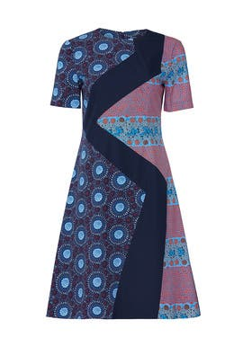Samantha A-Line Dress by Autumn Adeigbo