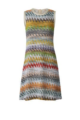 Zig Zag Short Dress by Missoni