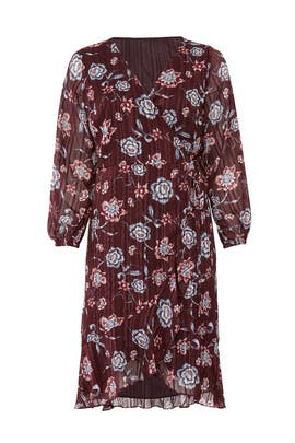 Caron Wrap Dress by Rachel Rachel Roy