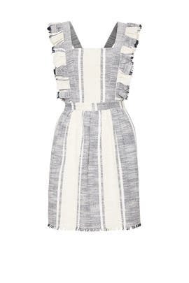 Striped Malibu Dress by dRA
