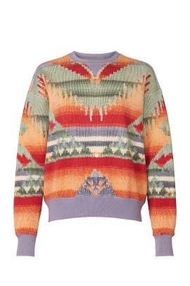 Multicolored Sweatshirt by Polo Ralph Lauren