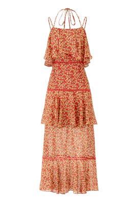 Floral Clarissa Dress by Rebecca Minkoff