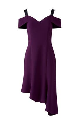 Purple Lyndsey Dress by Slate & Willow