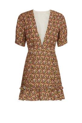 Alix Mini Dress by The East Order