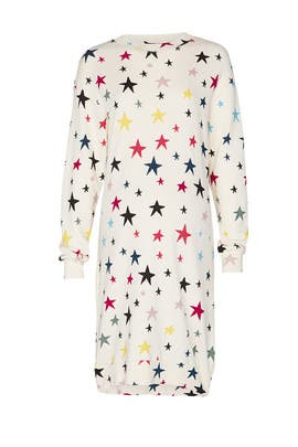 Falling Stars Maternity Dress by MONROW
