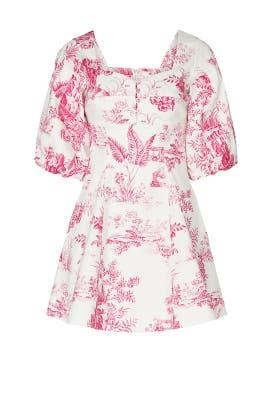 Pink Lydia Dress by Nicholas