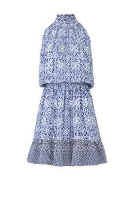 Beatrice Blouson Dress by Shoshanna