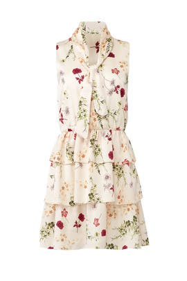 Tiered Floral Dress by Slate & Willow