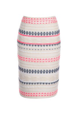 Dorris Skirt by Trina Turk