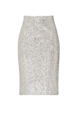 Spark This Joy Pencil Skirt by BB Dakota