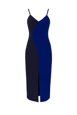 Cobalt Sydne Dress by ELLIATT