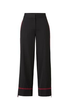 Straight Leg Pants by Jason Wu