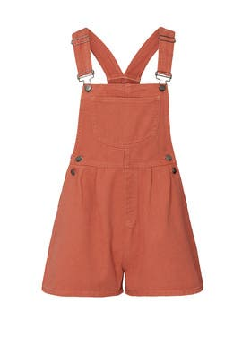 Sunburnt Overalls by MINKPINK