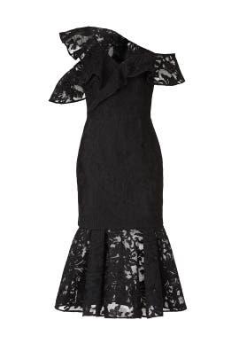Passion Lace Dress by ML Monique Lhuillier