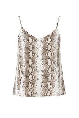 Snakeskin Tank Top by Slate & Willow