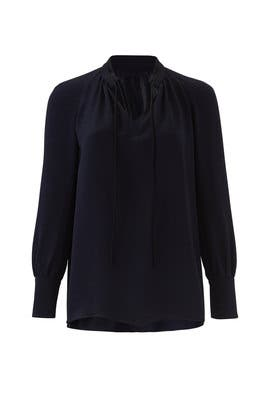 Sonia Long Sleeve Blouse by DEREK LAM