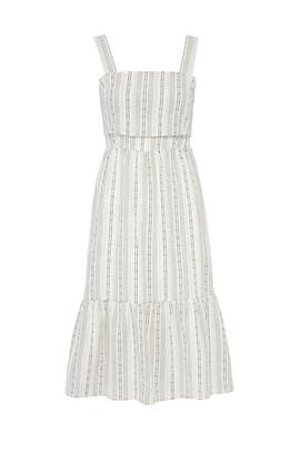 Edna Back Tied Dress by Line + Dot