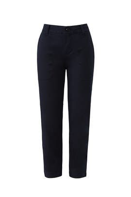 Navy Chino Pants by VINCE.