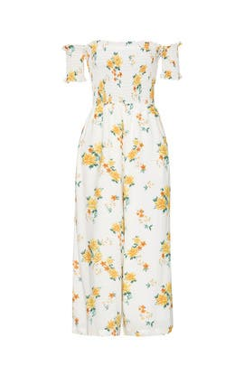 Lemon Bloom Jumpsuit by MINKPINK