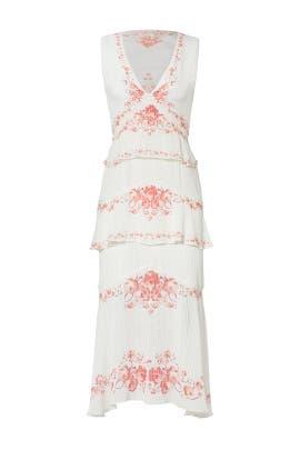 Floral Greta Dress by Vilshenko