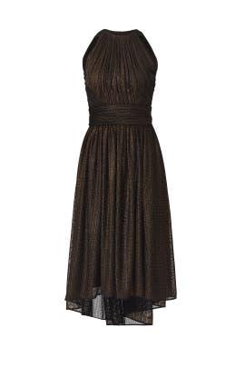 Glimmering Goddess Dress by Emanuel Ungaro