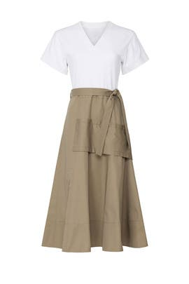Short Sleeve Utility Dress by 3.1 Phillip Lim