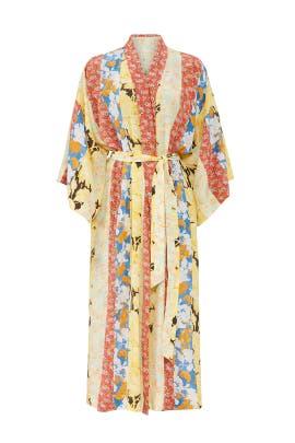 Nat Duster Dress by STINE GOYA