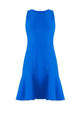 Blue Roney Dress by Elizabeth and James