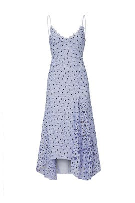 Polka Dot Lucy Dress by Sau Lee