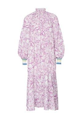 Isa Toile Edwardian Dress by Tibi