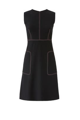 Tedi Seam Dress by Diane von Furstenberg