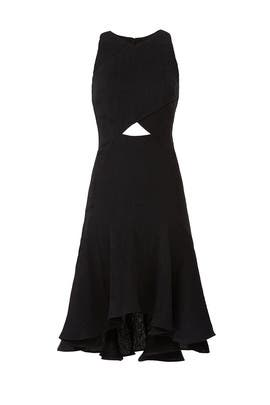 Black Arcadia Dress by ELLIATT