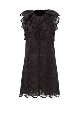 Black Victorian Dress by Giamba