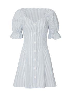Savannah Stripe Dress by The Fifth Label
