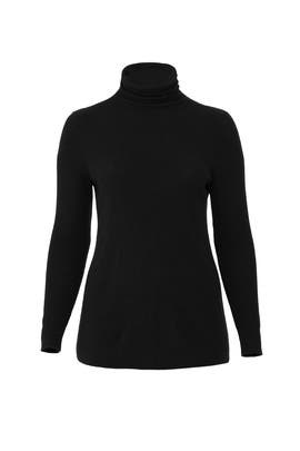 Aso Ribbed Turtleneck by Universal Standard