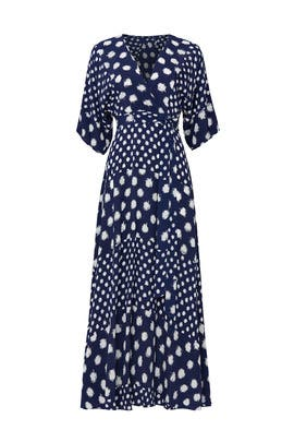 Eloise Wrap Dress by Diane von Furstenberg