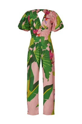 Tropicalistic Jumpsuit by FARM Rio