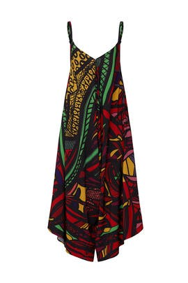 Boxy Jumpsuit by Kahindo