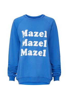 Mazel Cole Sweatshirt by Show Me Your Mumu