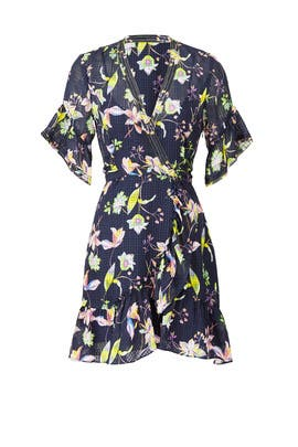 Garden Print Brandy Dress by Tanya Taylor