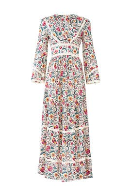Floral Heren Maxi by ba&sh